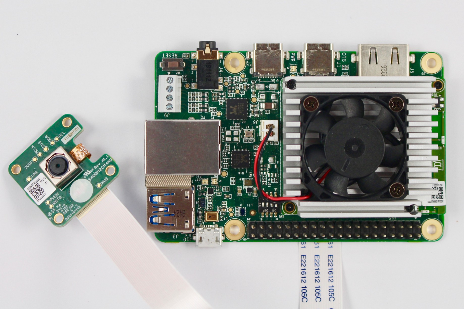 Hands on with the Coral Dev Board - Alasdair Allan - Medium