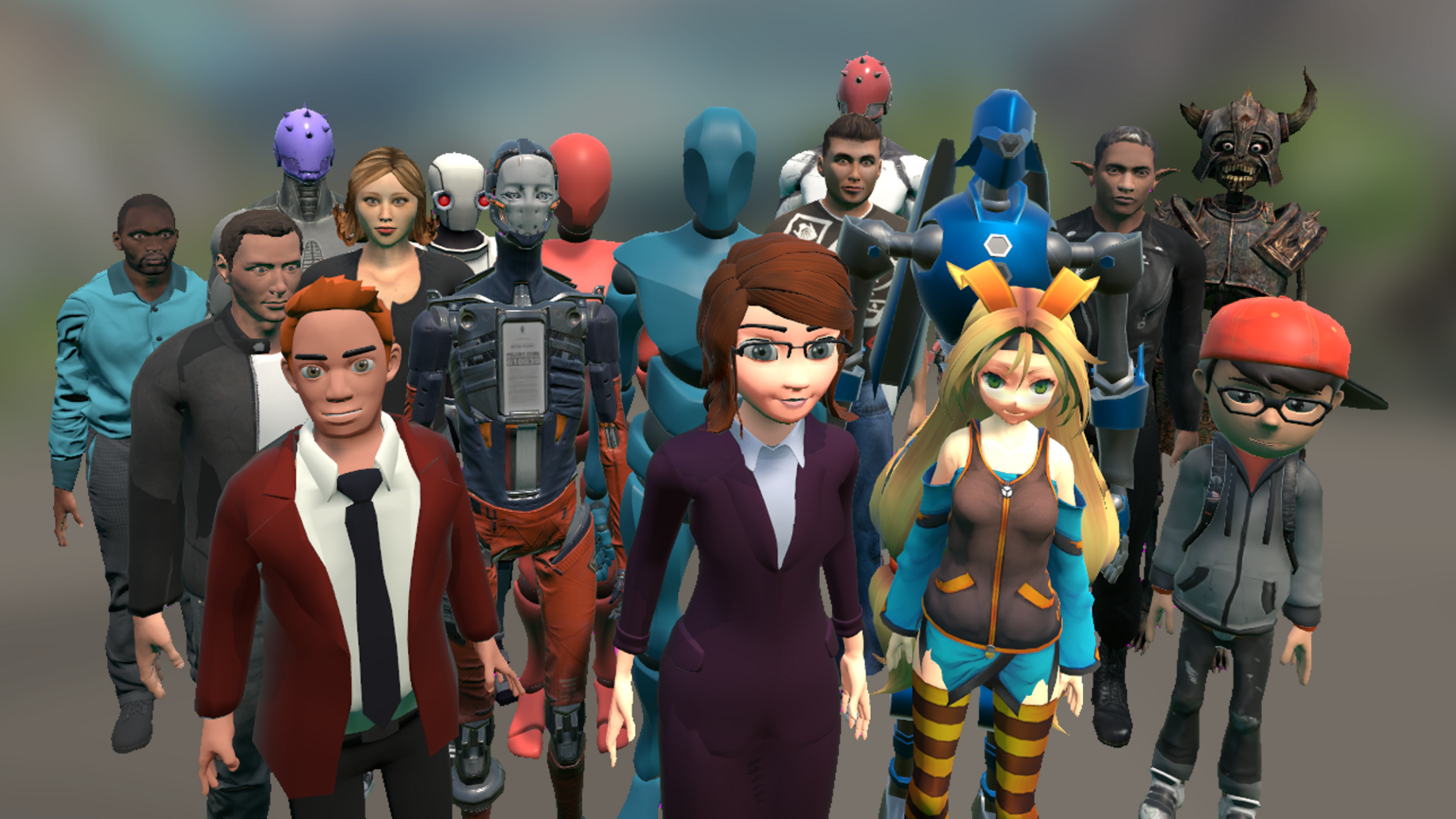 VRChat Releases Early Access Build - Virtual Reality Pop