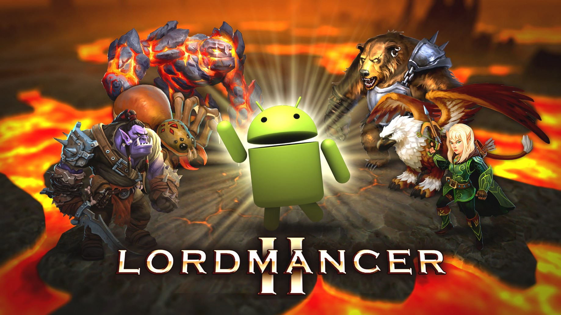 Mobile MMORPG Lordmancer II is officially launched on Android