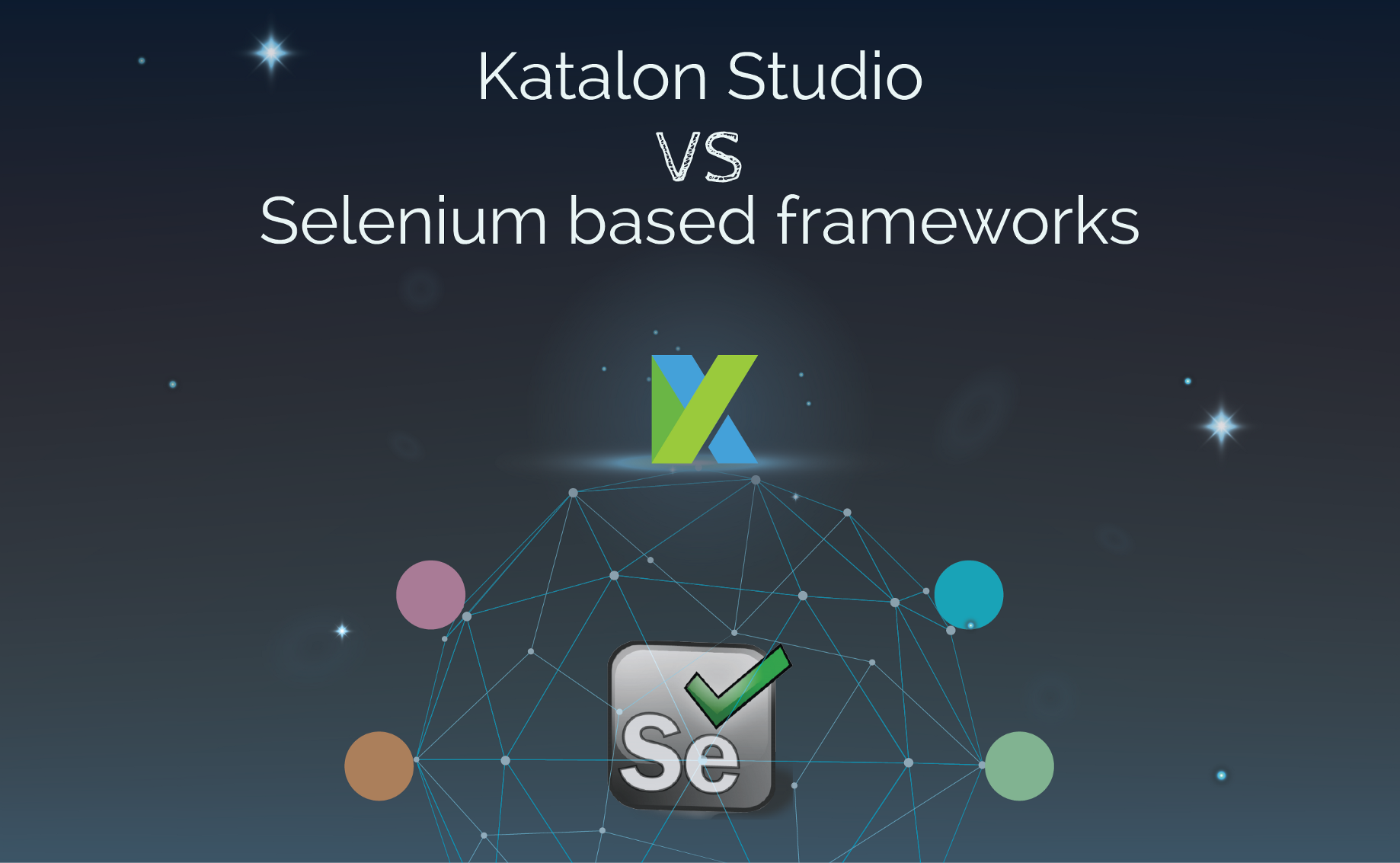 What makes Katalon Studio more powerful than any other Selenium
