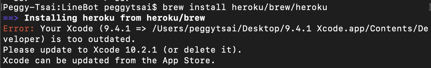 Push App To Heroku Show Message No Default Language Could Be Detected For This App Error Handle By Peggy Tsai Medium