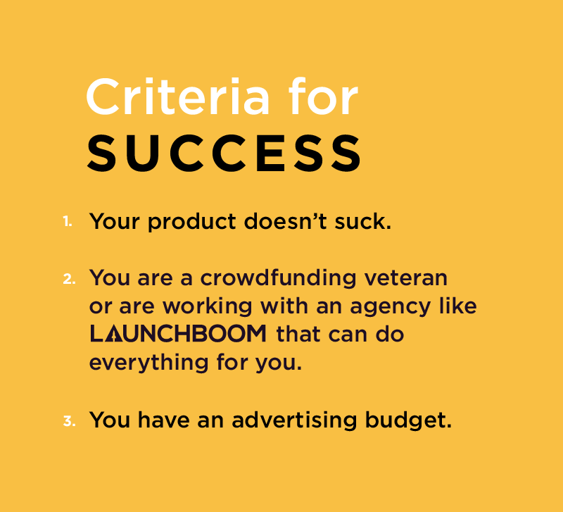 5 reasons why crowdfunding is the best way to launch your