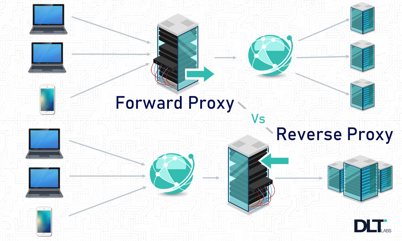 Demystifying Forward And Reverse Proxies By Dlt Labs Medium