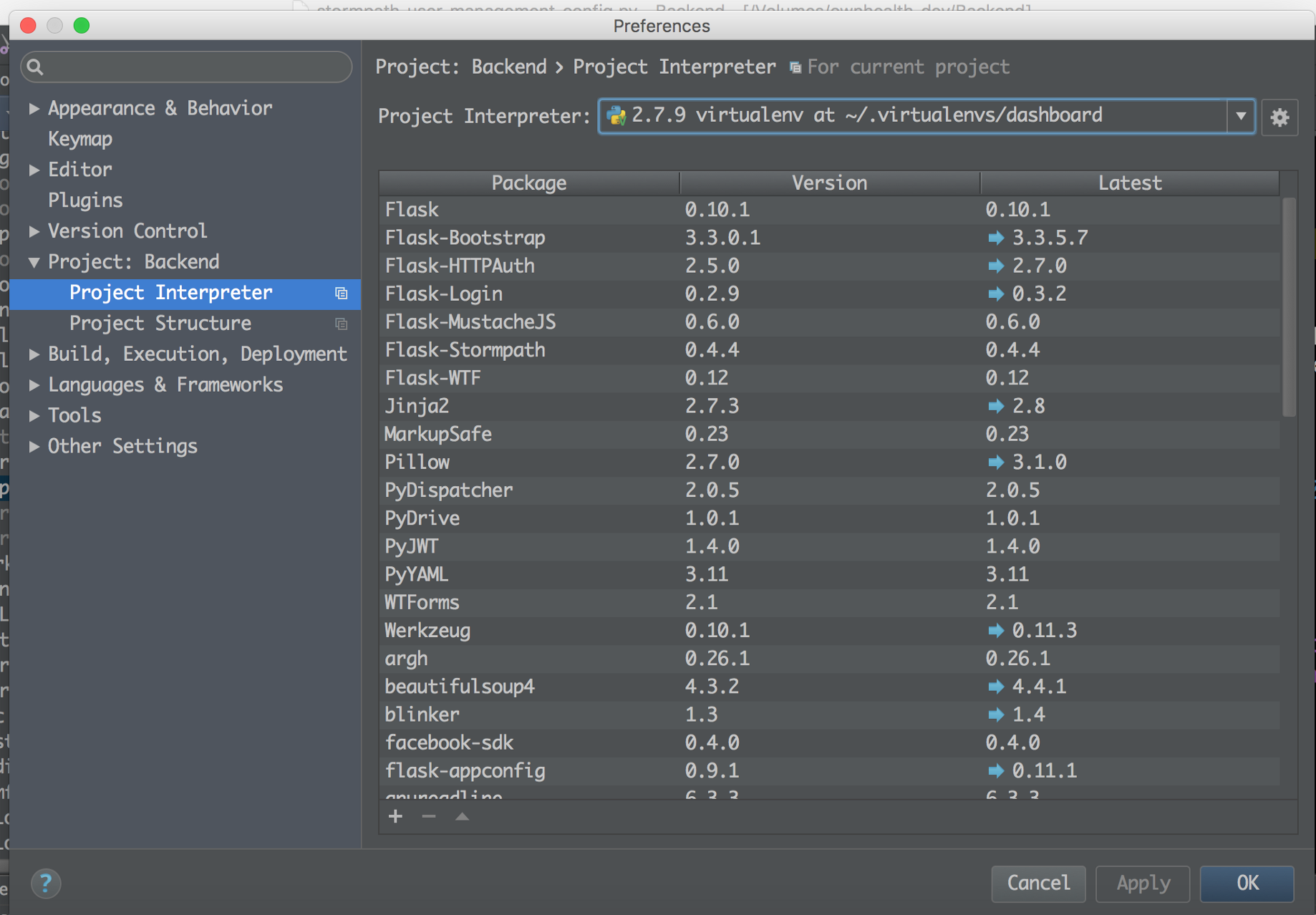 Pycharm — Debug inside a pip in a virtual env - Doing it live