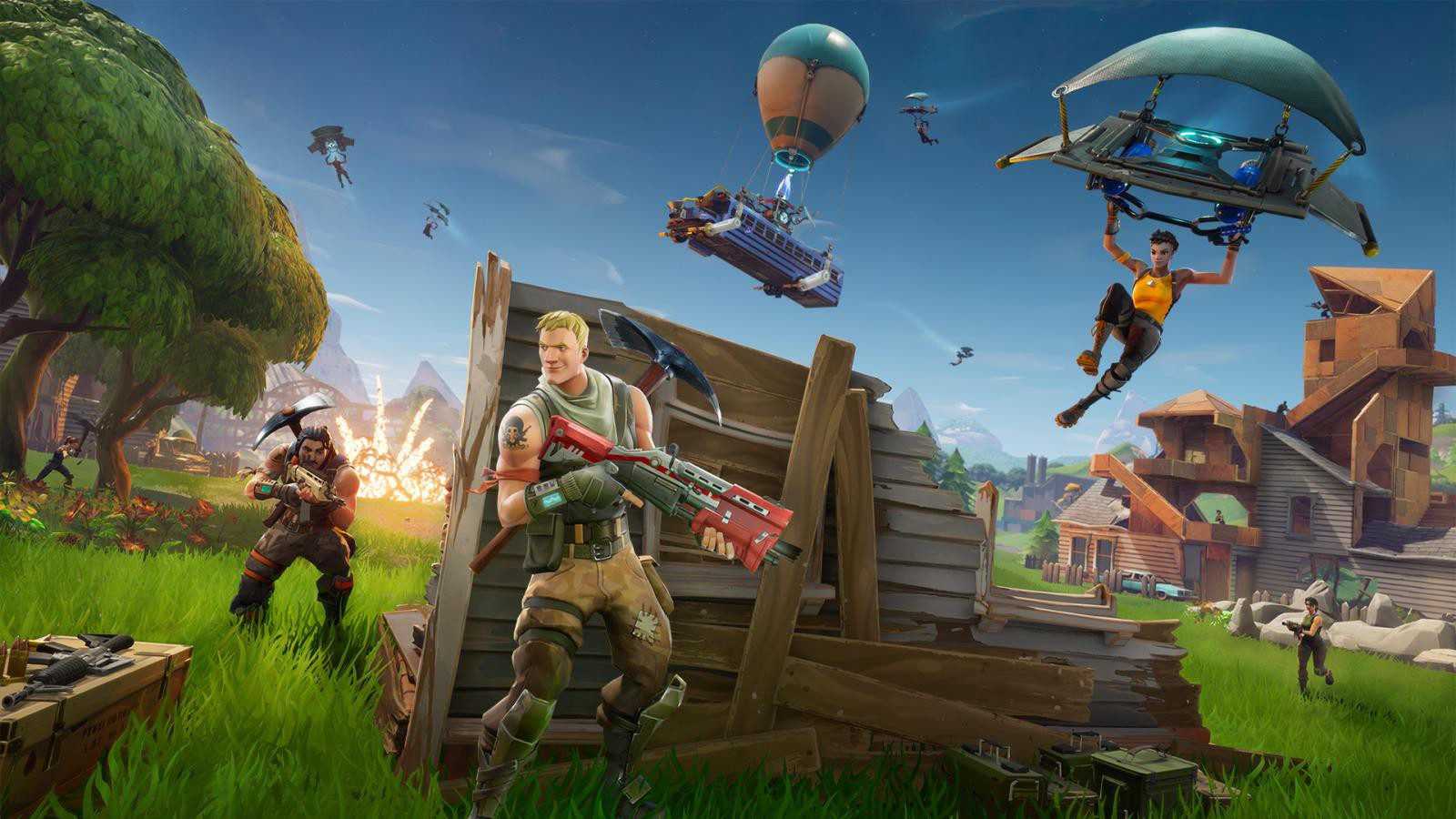 fortnite game guns free download online for mobile ios and android