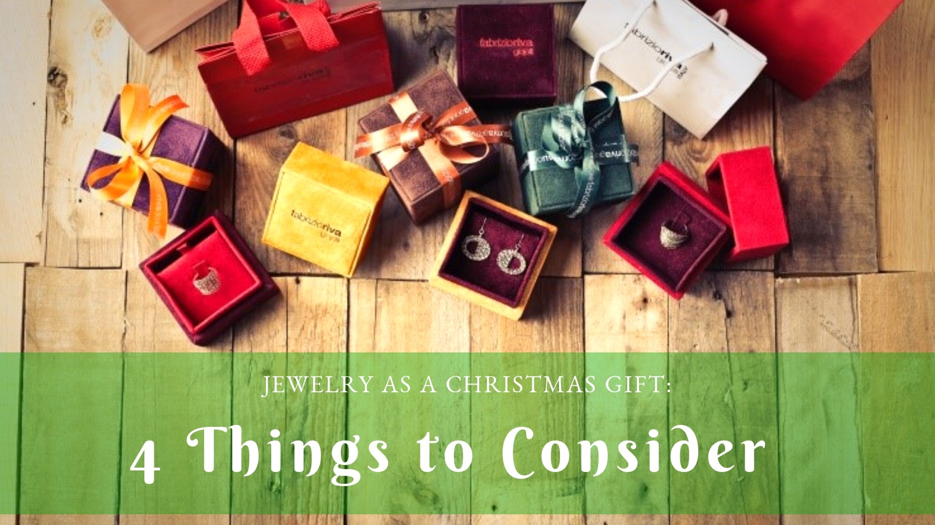 4 Things For Christmas.Jewelry As A Christmas Gift 4 Things To Consider Martin