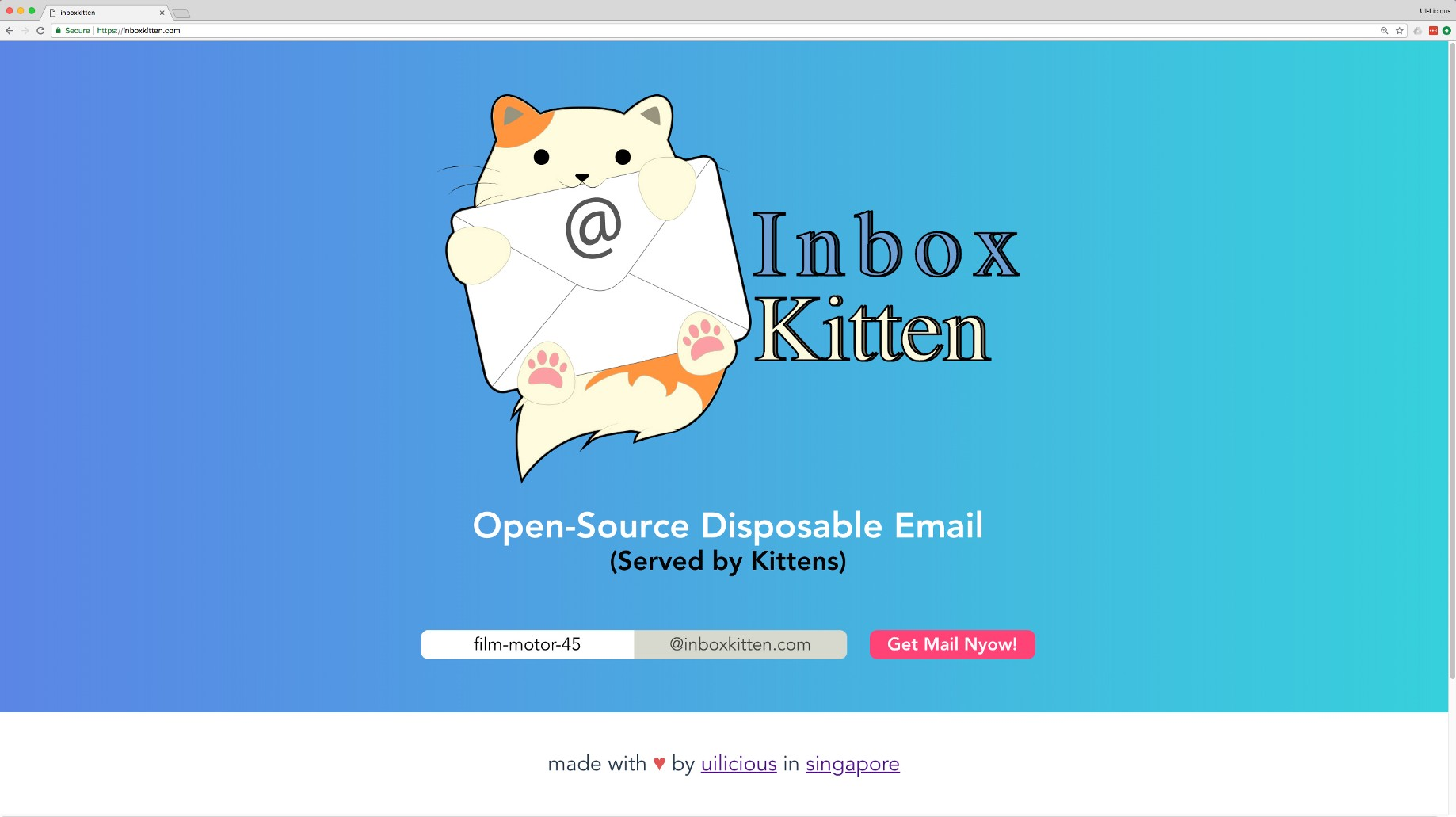 The Stack : Making a free open-source disposable email service
