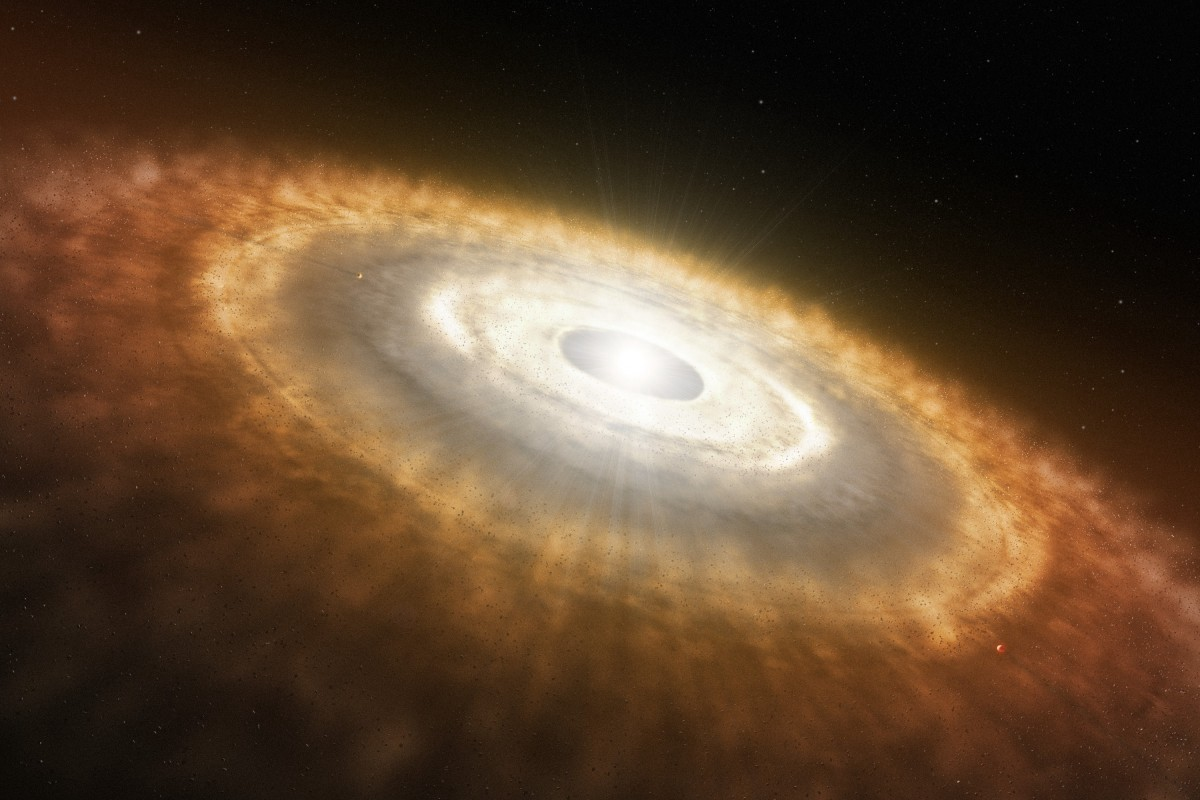 7c32c14ec Remnants Of Our Solar System's Formation Found In Our Interplanetary Dust
