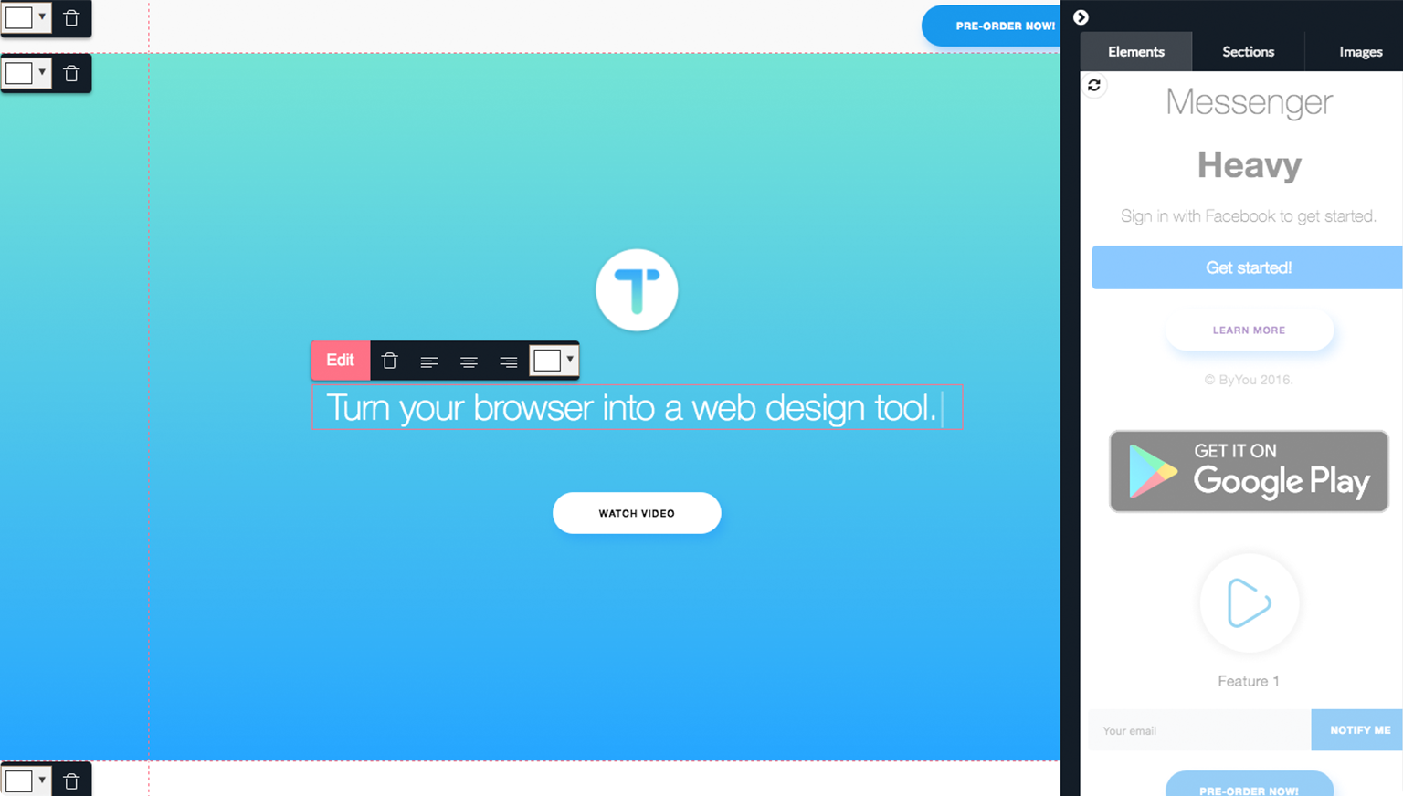 Tweak: Chrome Extension For Designing In The Browser