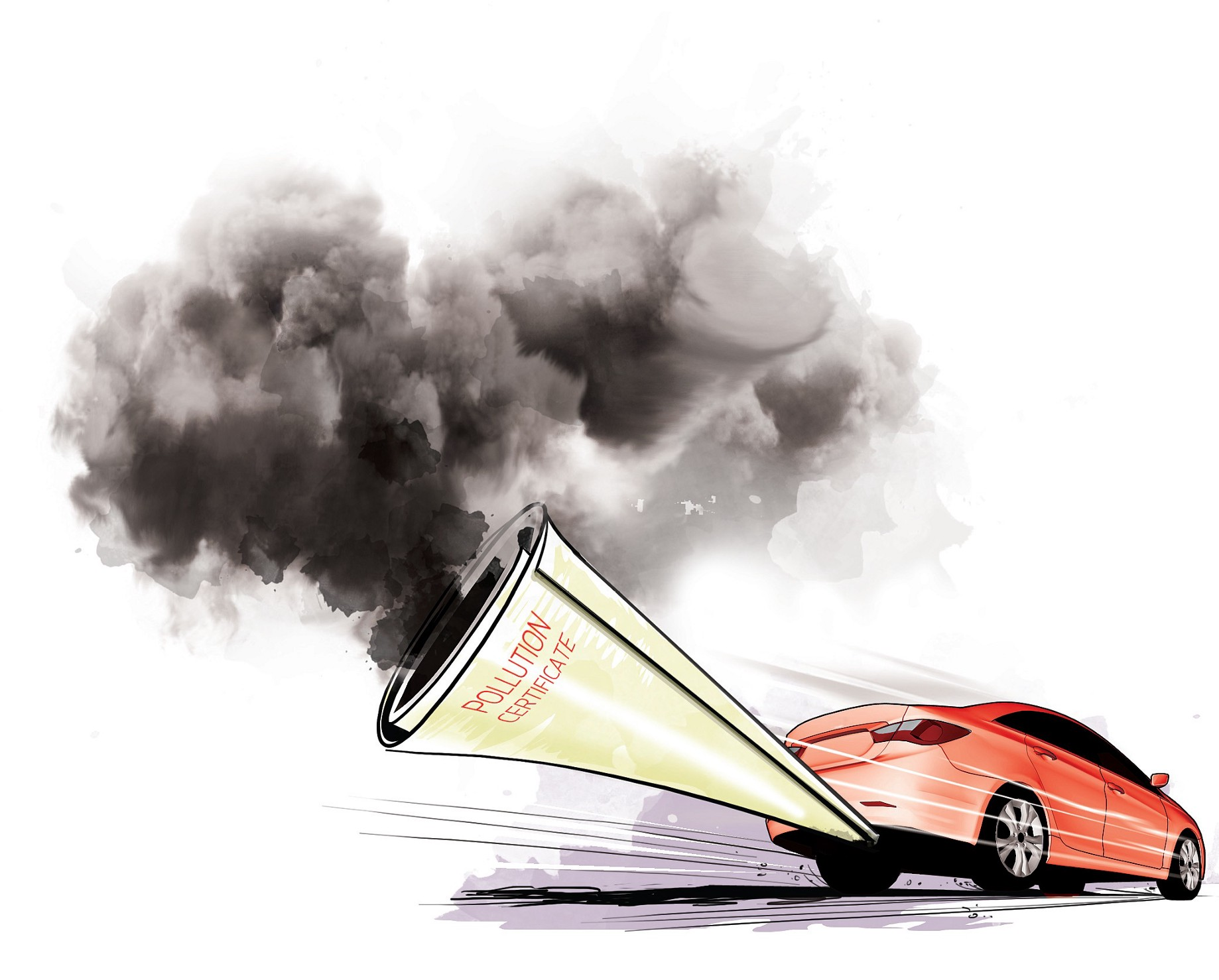 Tackling Air Pollution: real-time vehicle pollution data to