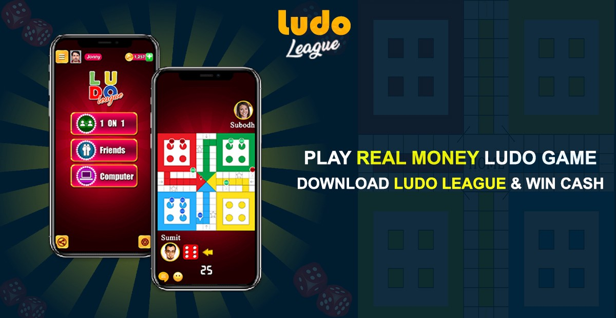 Real Money Earning Ludo Game
