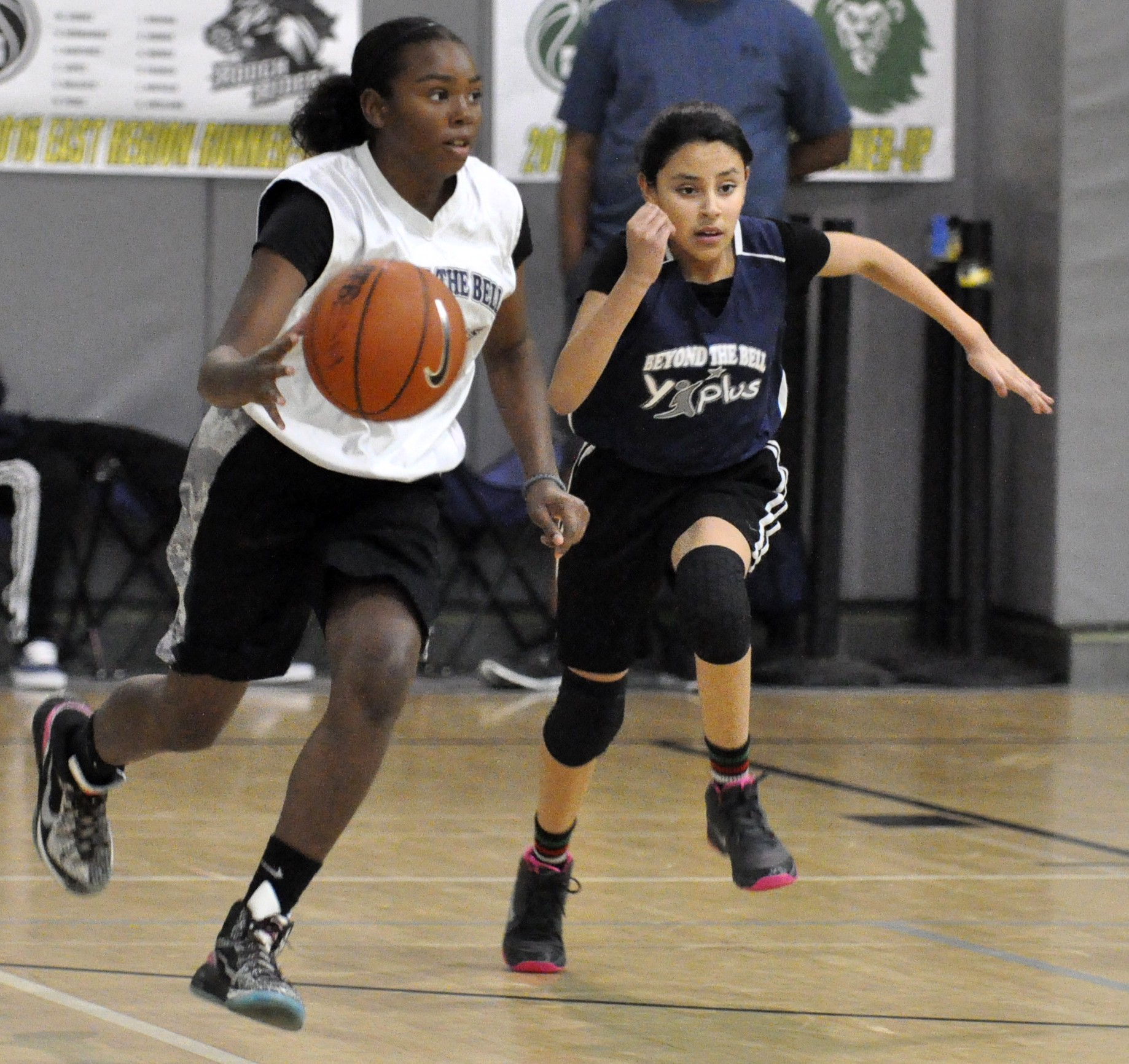 Stay In School: Youth Sports On Campus - LA84 Foundation