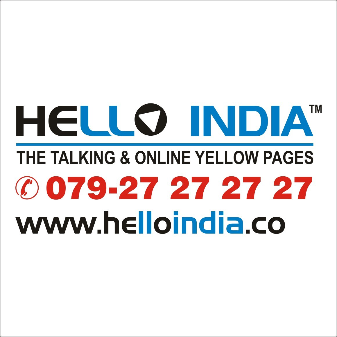 """We 'Hello India"""" take the pleasure in introducing ourselves as an"""