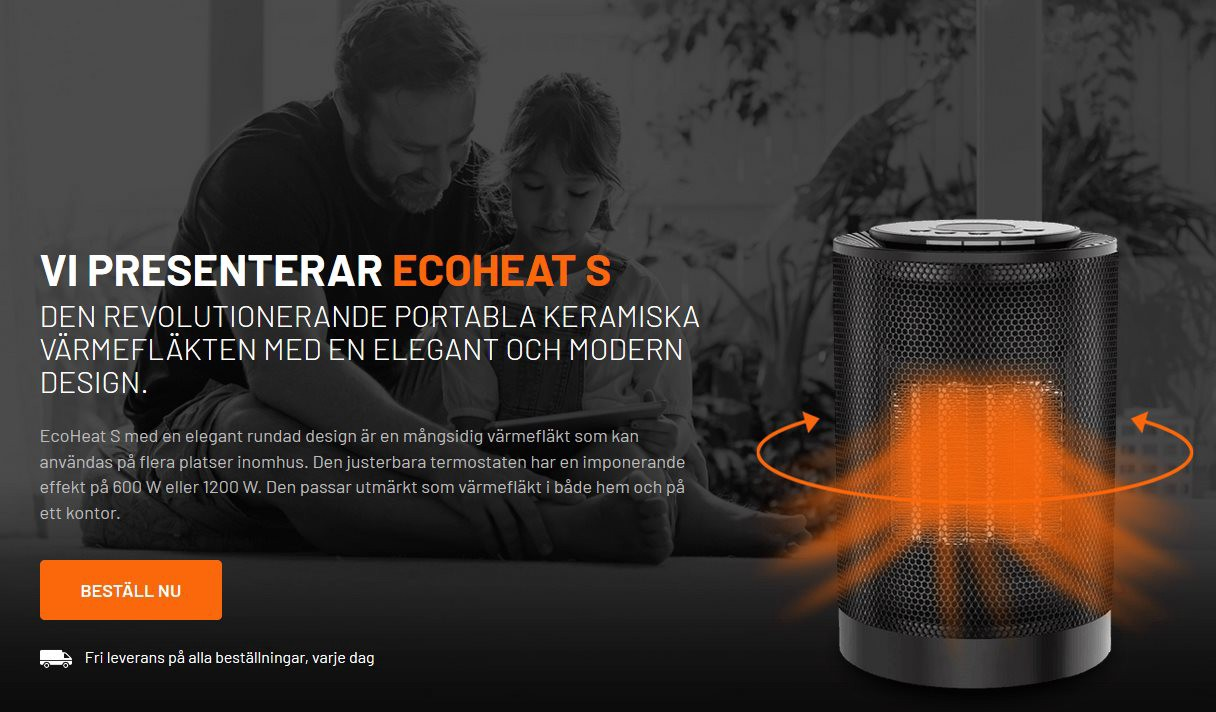 Ecoheat S Review and Facts — Your Personal Heater   by Daniel Sam   Medium
