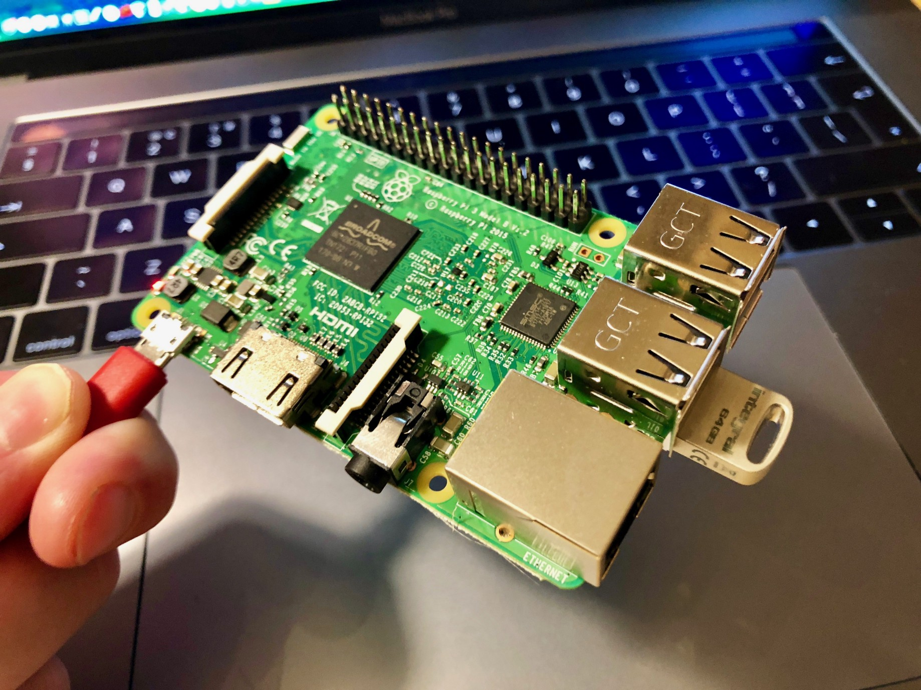 Adding an External Disk to a Raspberry Pi and Sharing it Over the