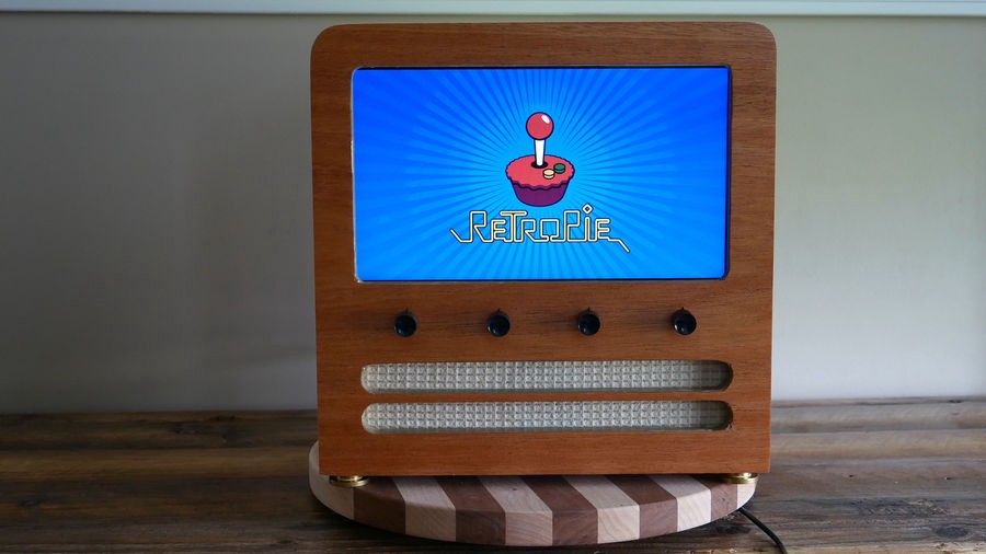Extreme Retro Raspberry Pi Arcade Cabinet Build - Hackster Blog