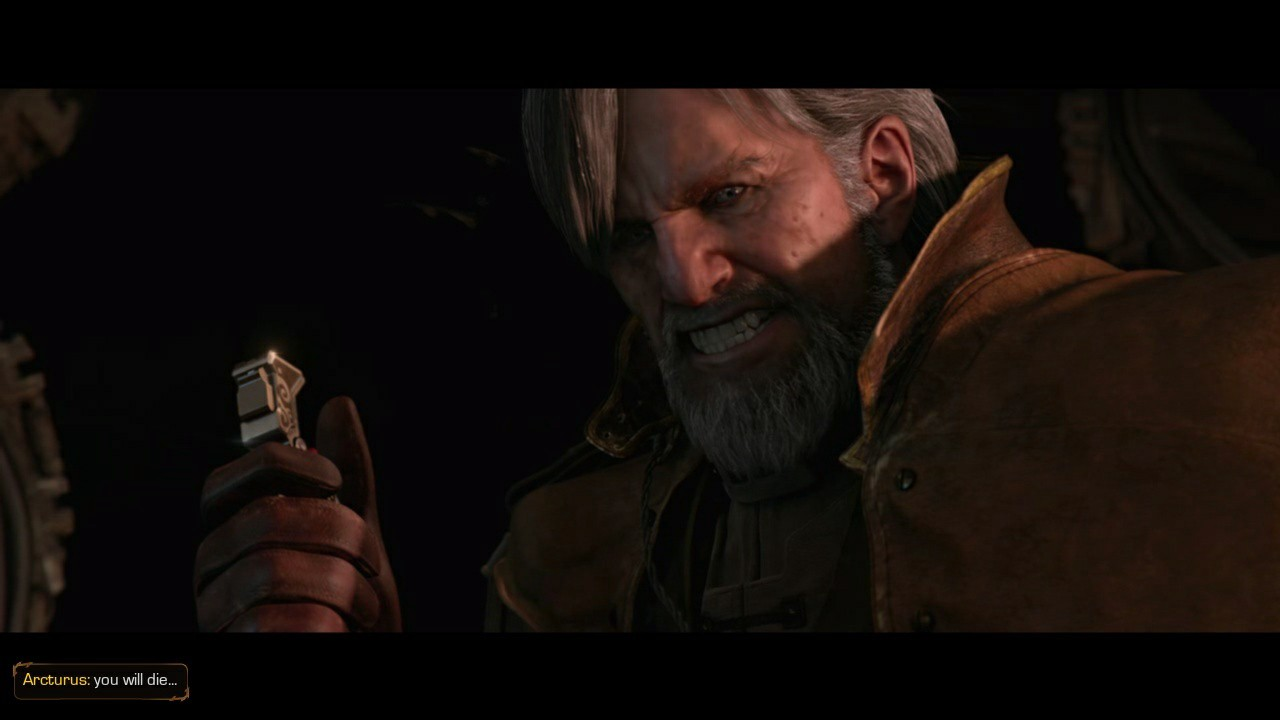 5 Reasons Why Arturus Mengsk is an Effective Villain in Starcraft 1