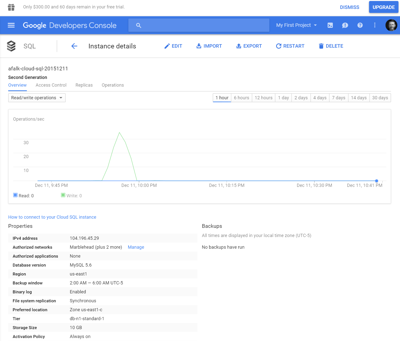 Using Google Cloud SQL - Google Cloud Platform - Community - Medium