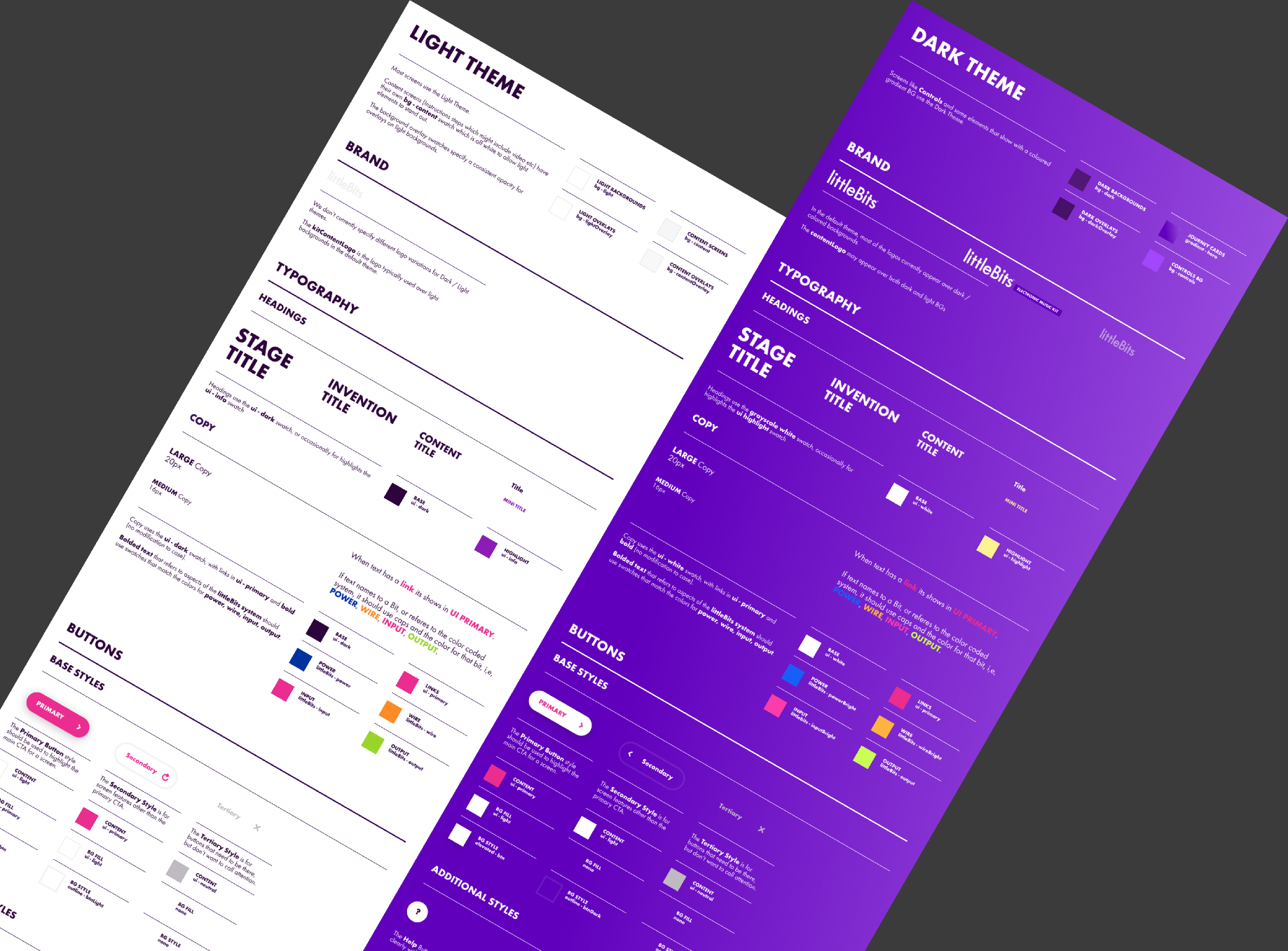 Creating Themed Versions of a Master Design in Figma