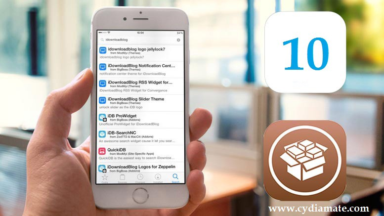 Cydia Download for iOS 10 2 in the Stand Apple Upcoming iOS 10 2
