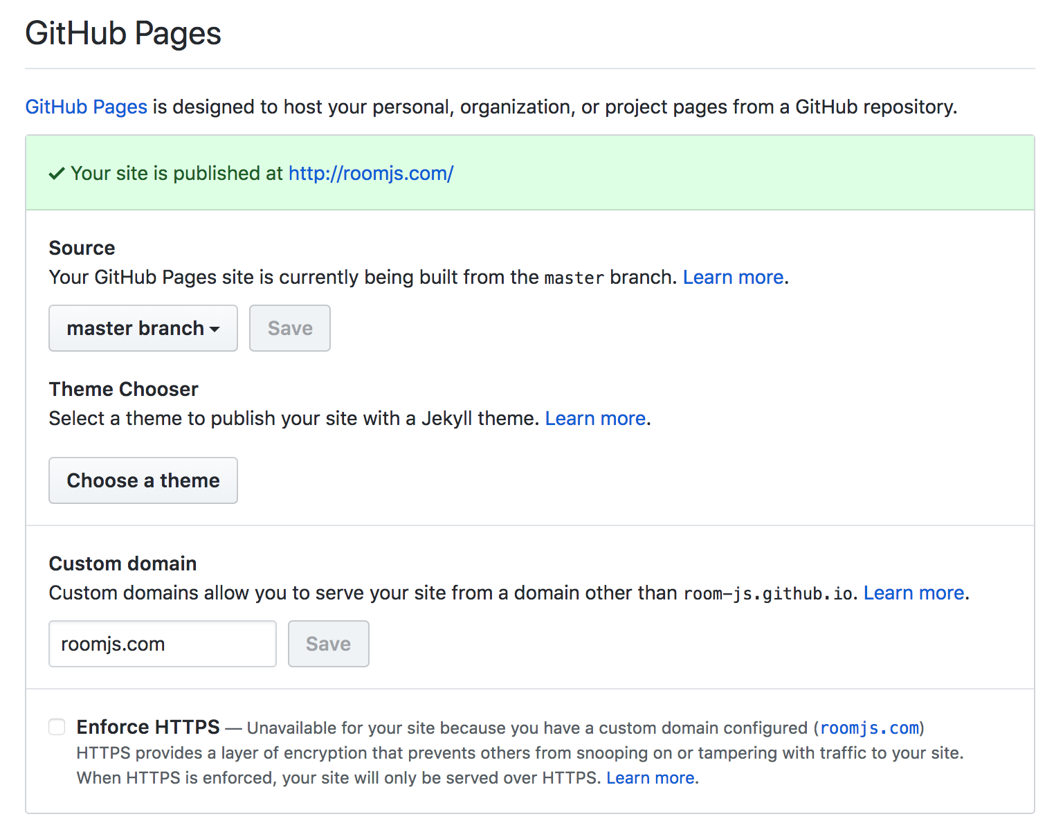 Create and host a static website on Github Pages with a custom domain