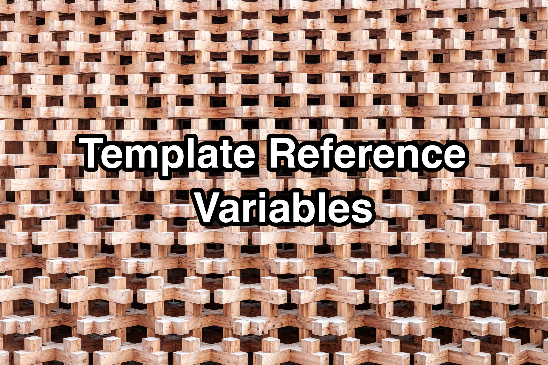 Handle Template Reference Variables with Directives