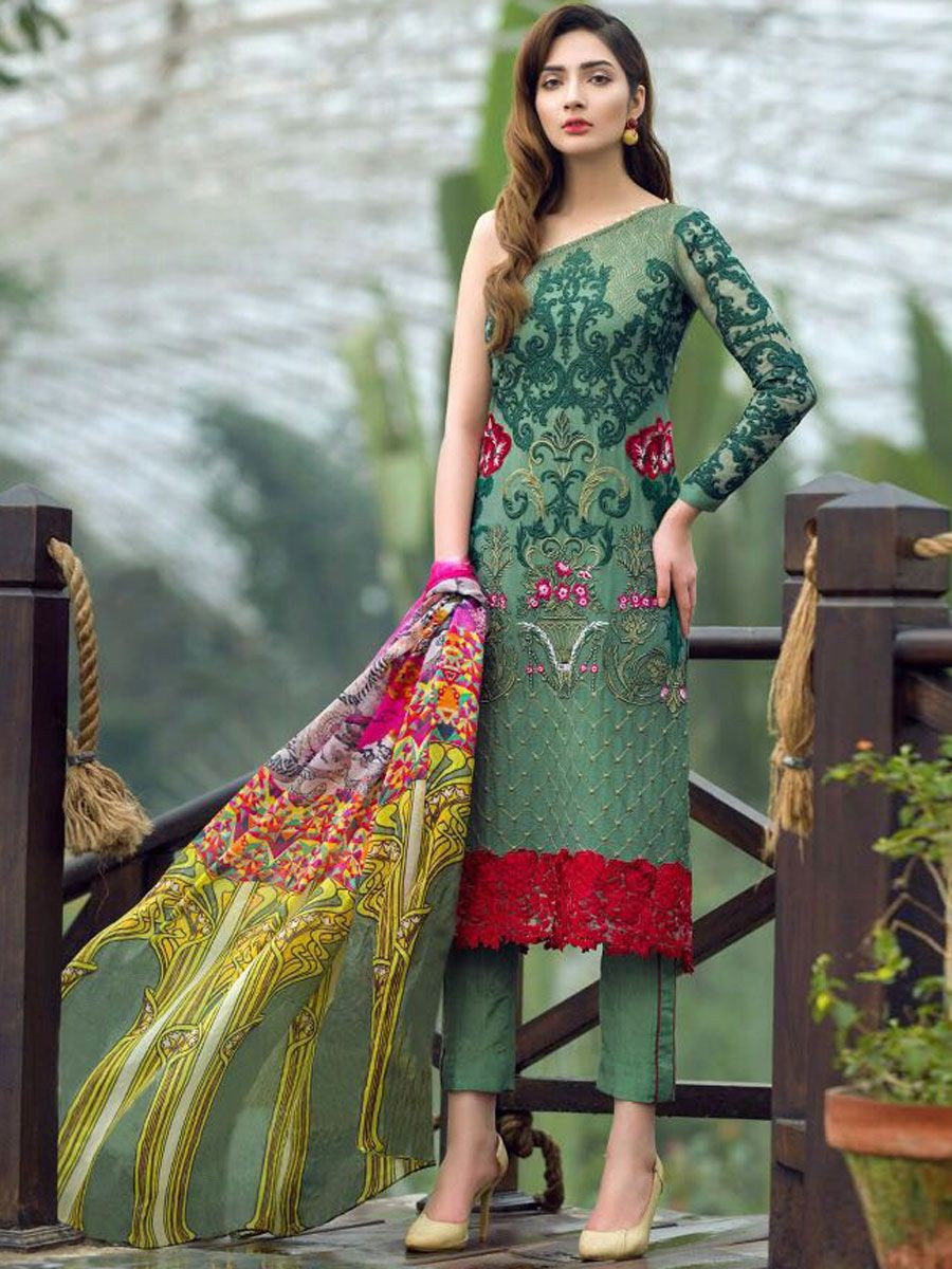 c3bec0df2e Today there are a plethora of salwar suits available for women to enhance  their personality and create an individual style statement.