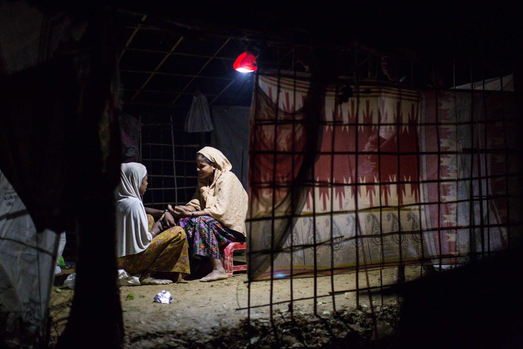 3fcf64d3ee8 Lighting up the shelters of Cox's Bazar, Bangladesh