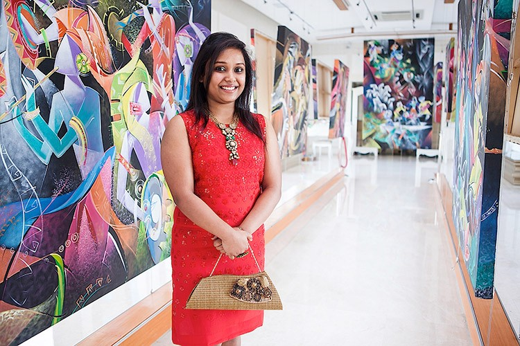 Top Young Indian Artists: Know About The Top 5 - Riddhi Singh - Medium