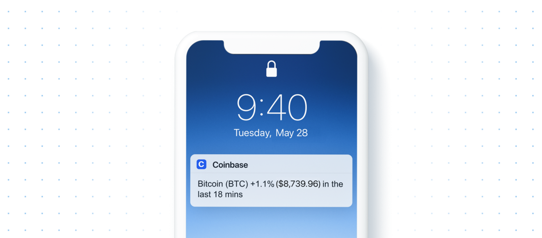 New real-time price alerts for the Coinbase app - The Coinbase Blog