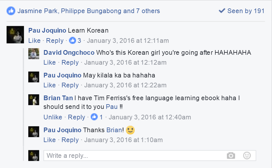7 things I did to learn Korean - Pau Joquino - Medium