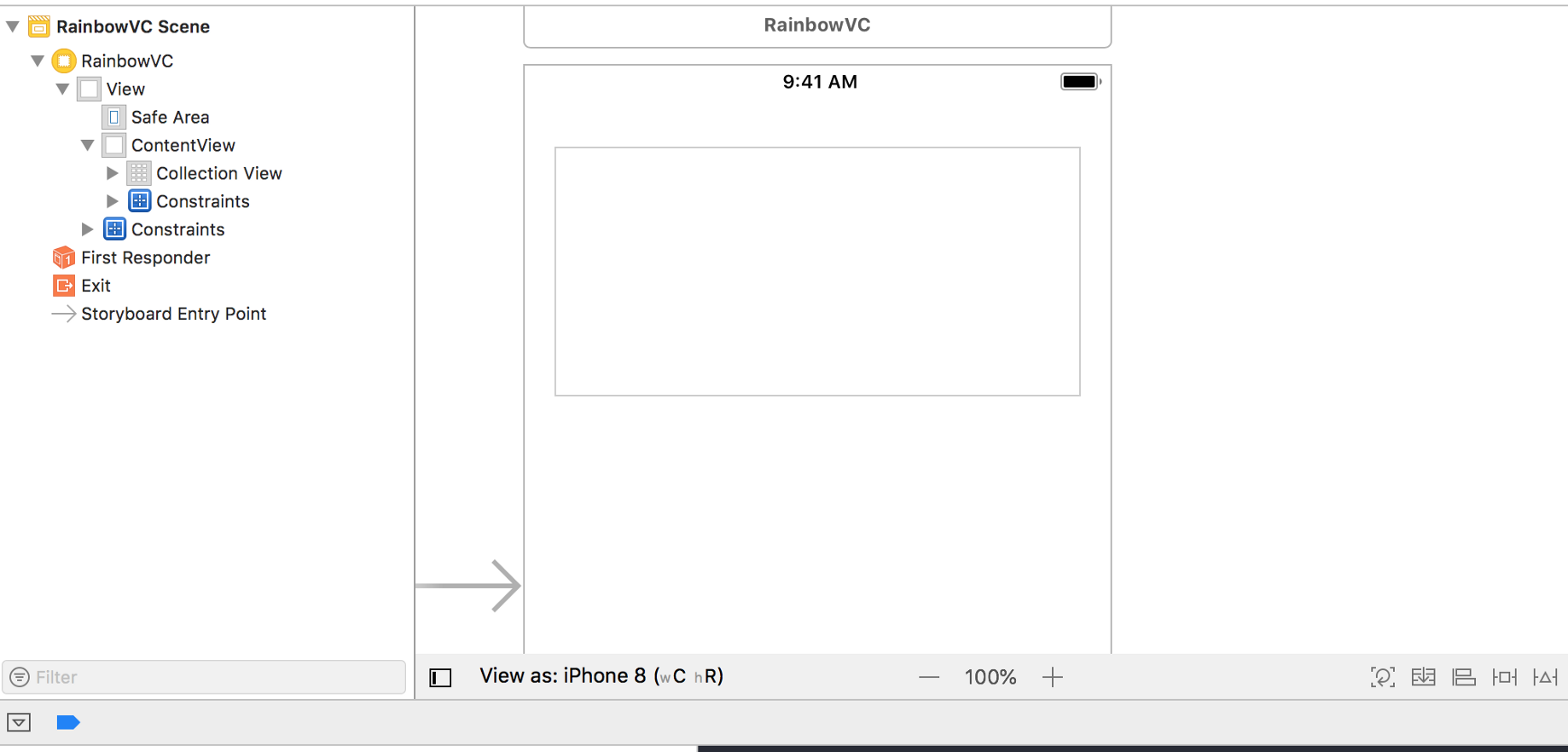 UICollectionView Cell Resizing on Device Rotation - codeburst