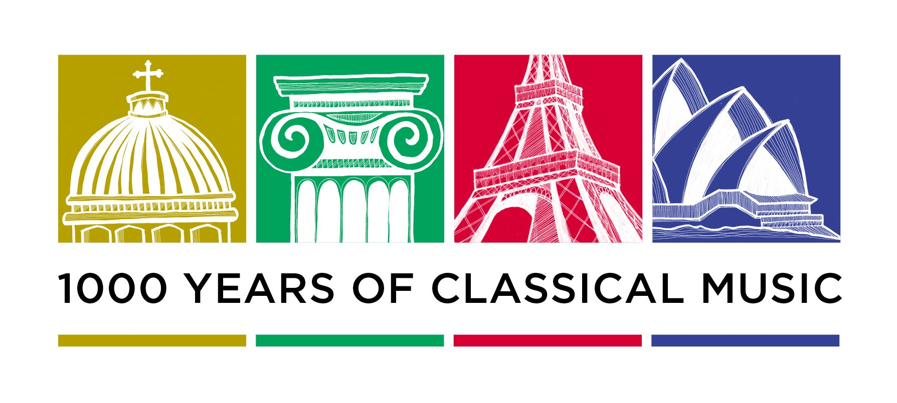 1000 Years of Classical Music - 1000 Years of Classical
