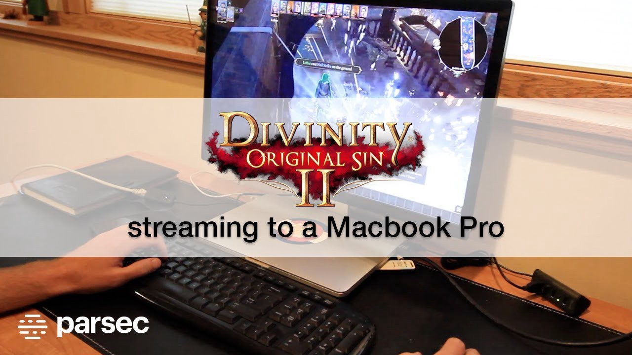 Playing Divinity: Original Sin 2 On A MacBook And Local Co-Op Mode