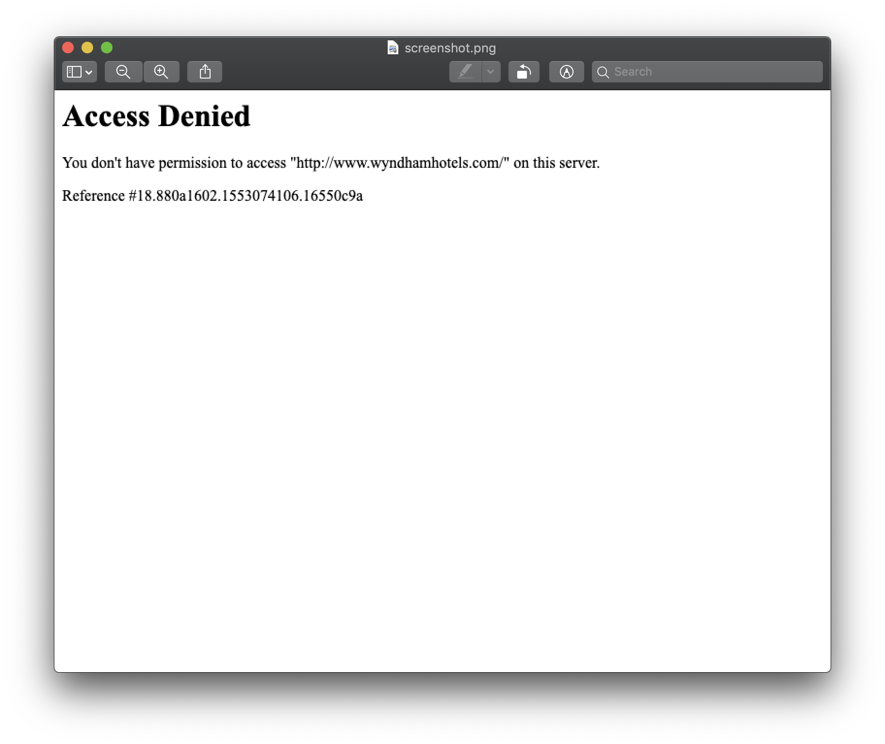 "How to bypass ""Access Denied"" pages when using Headless Chrome"