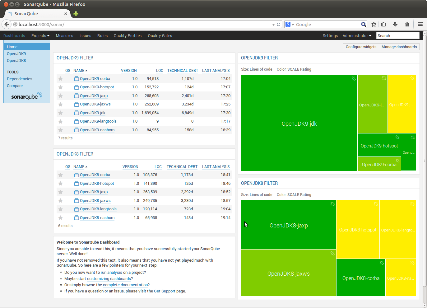 Android Quality with MVP, Espresso, JUnit, JaCoCo and SonarQube