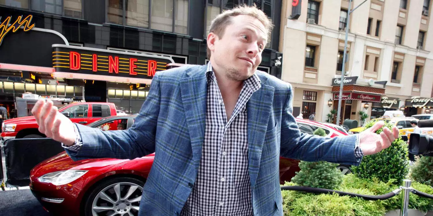 How Elon Musk creates his own luck [and how you can too]