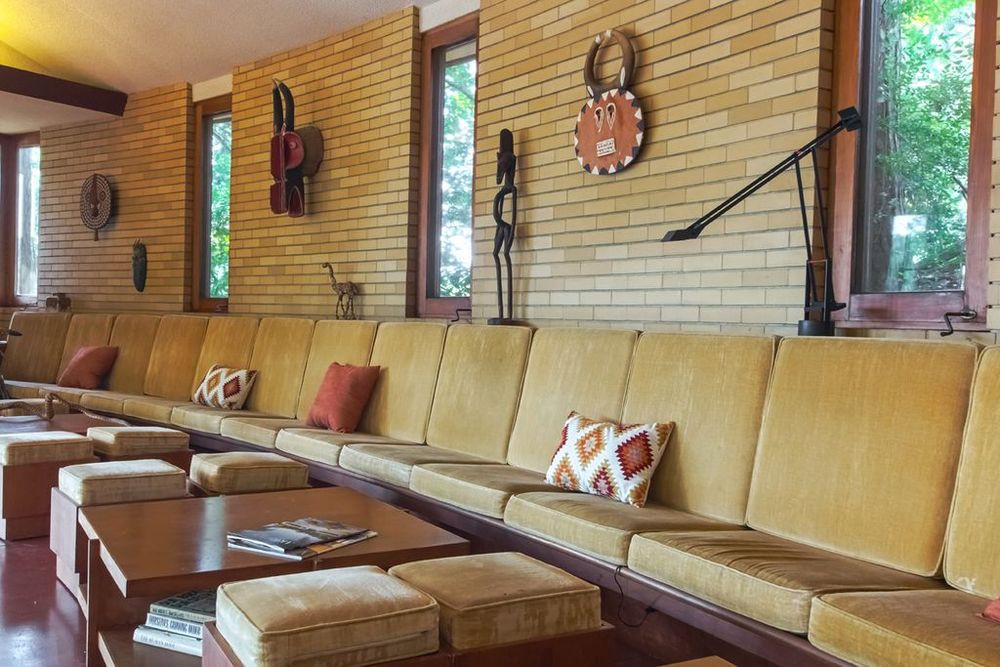 Stay In This Frank Lloyd Wright Beach House For $150 A Night