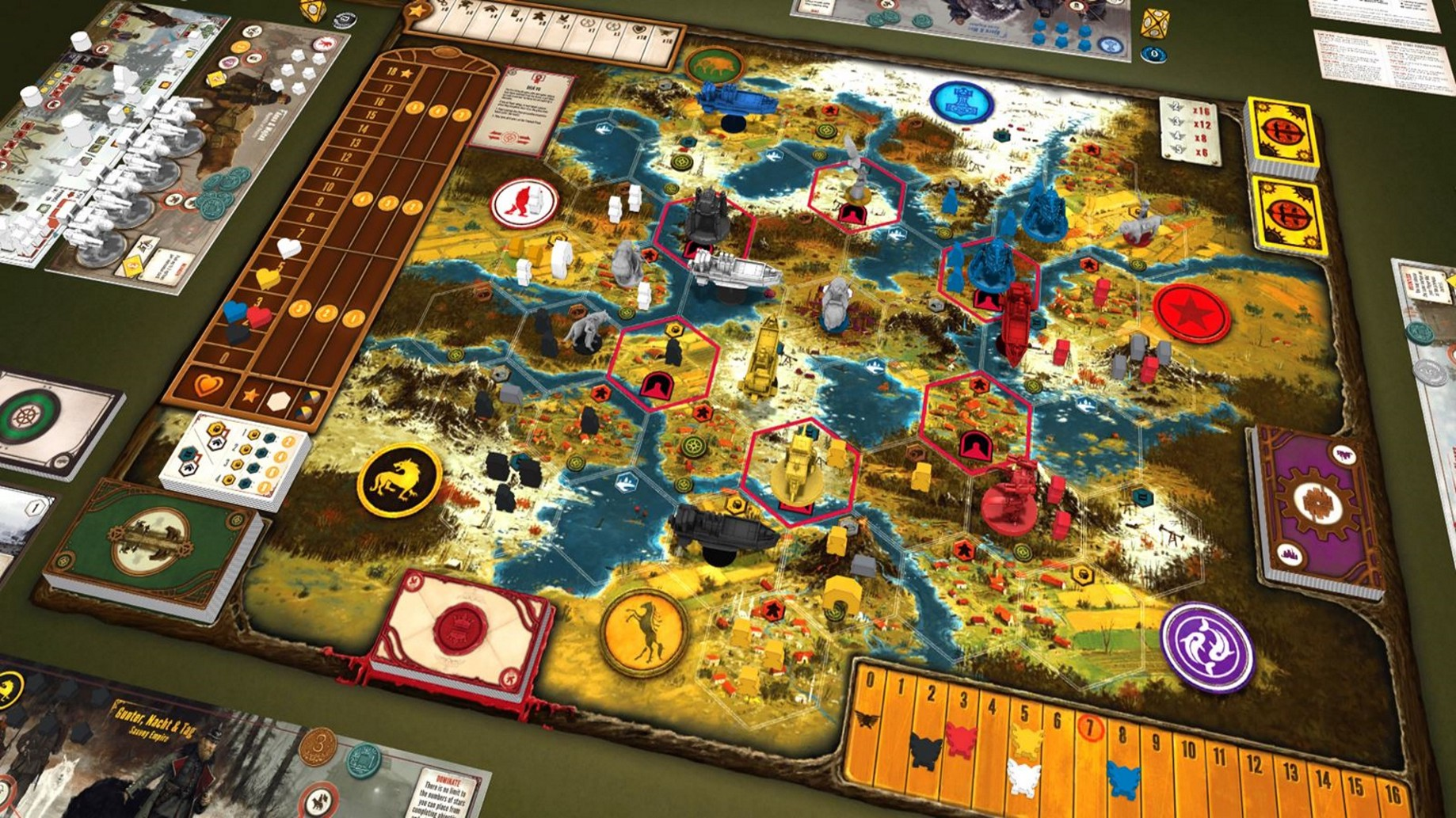 Scythe Might be the Best Board Game of Our Time.