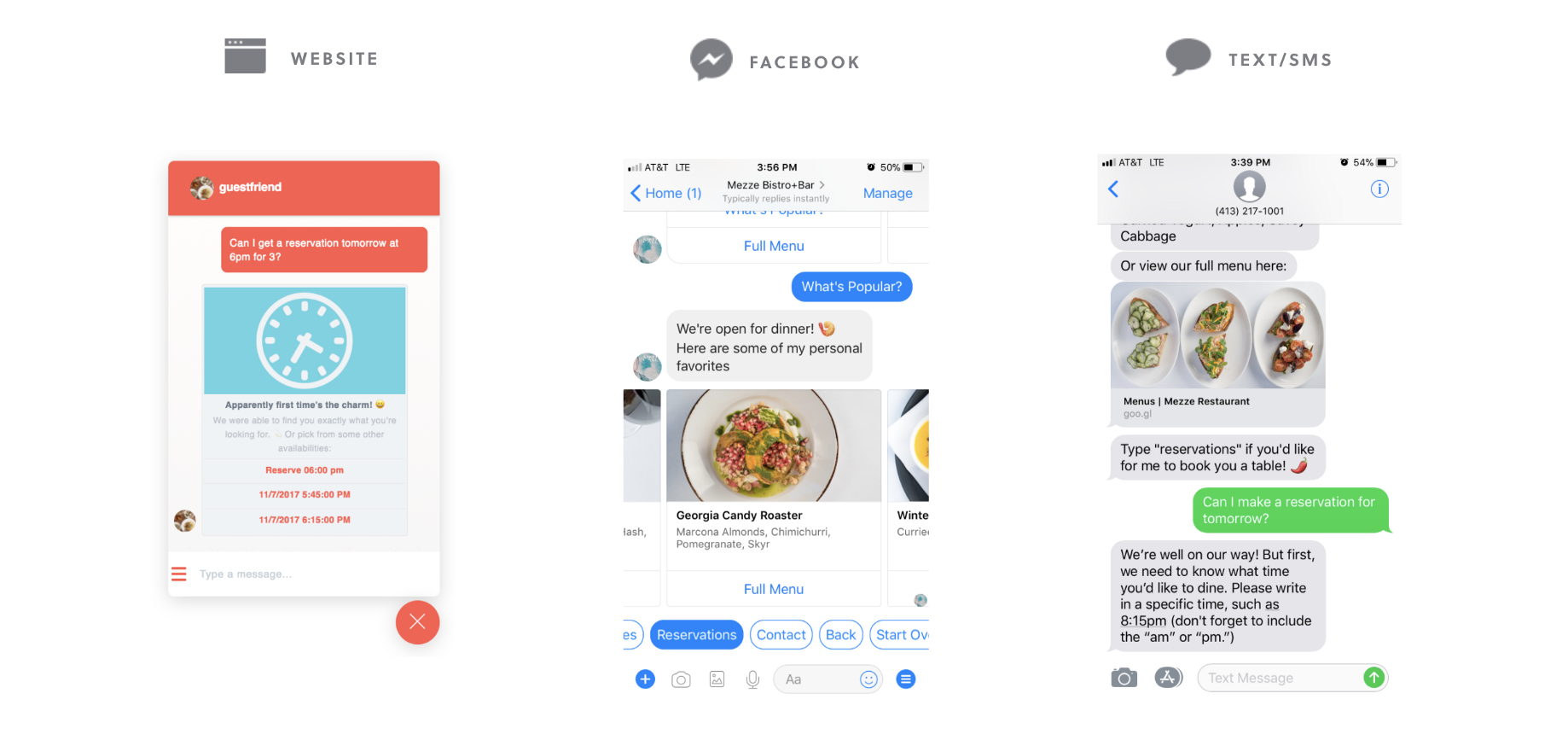 Why We Built a Chatbot Service for Restaurants - Chatbots Magazine