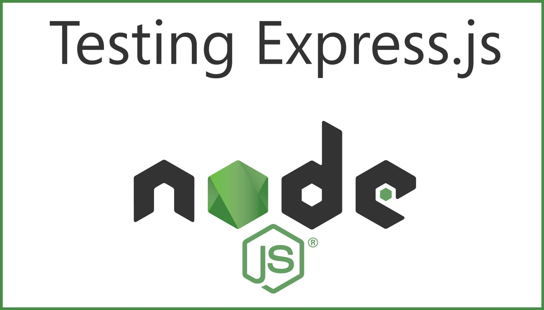 How to Mock an Express session - Node js Collection - Medium