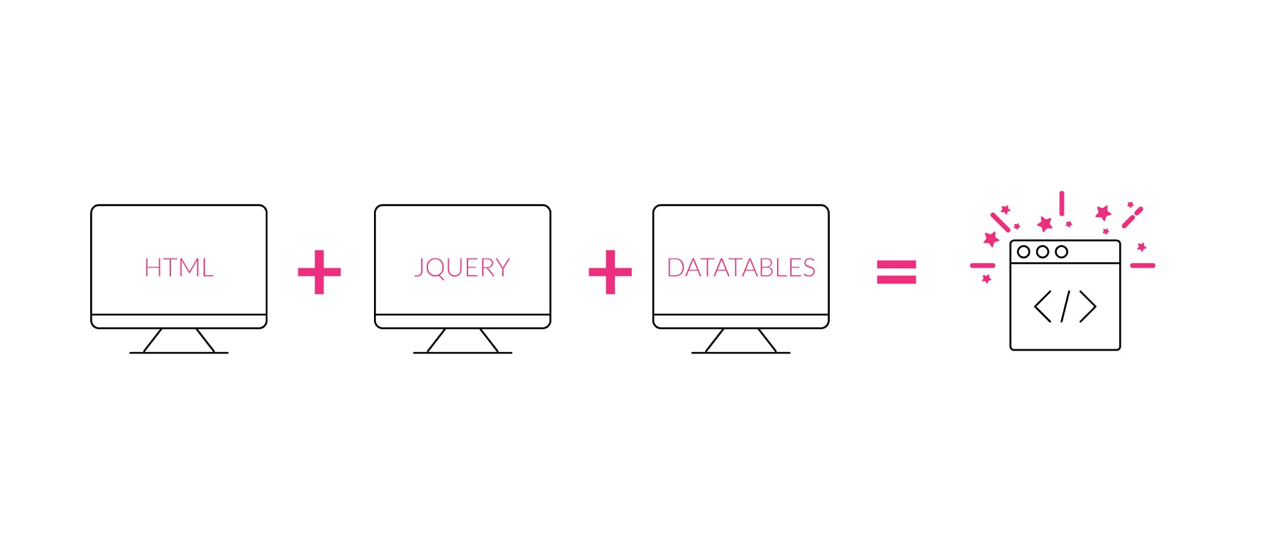 Load DataTables Dynamically in jQuery Tabs - f1studioz blog