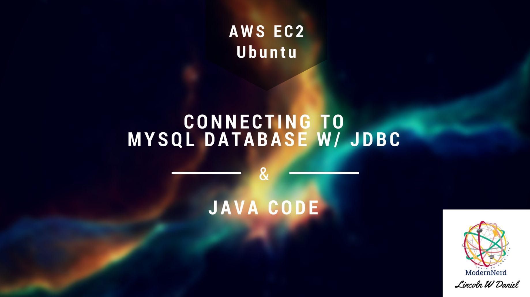 Connecting to MySQL DB on AWS EC2 with JDBC for Java
