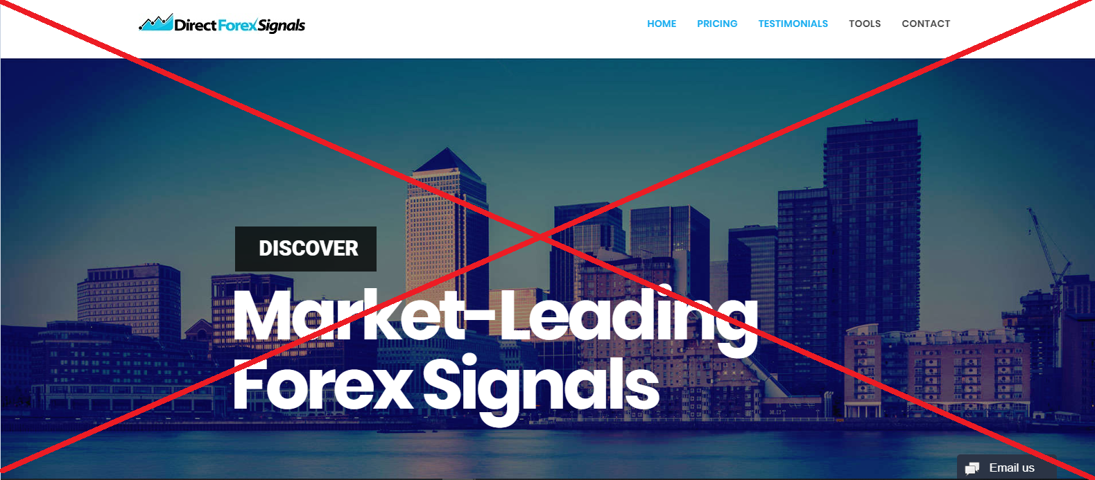 Direct Forex Signals (UK) Review (SCAM Alert) - Forex Signals
