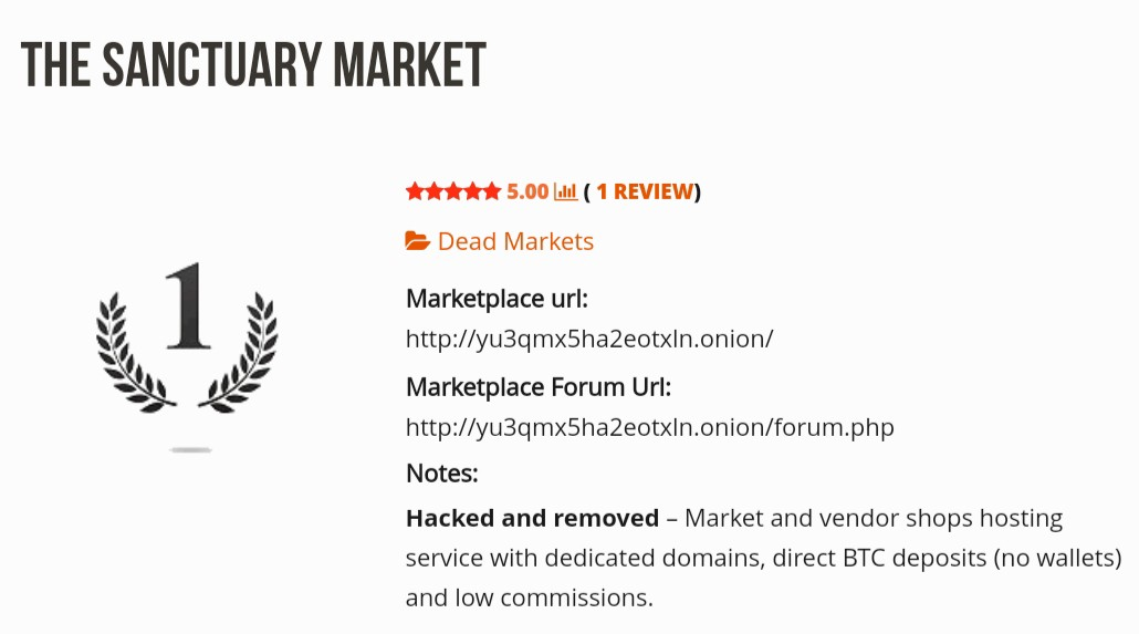 An Interview with the Sanctuary Market Admin - Caleb - Medium