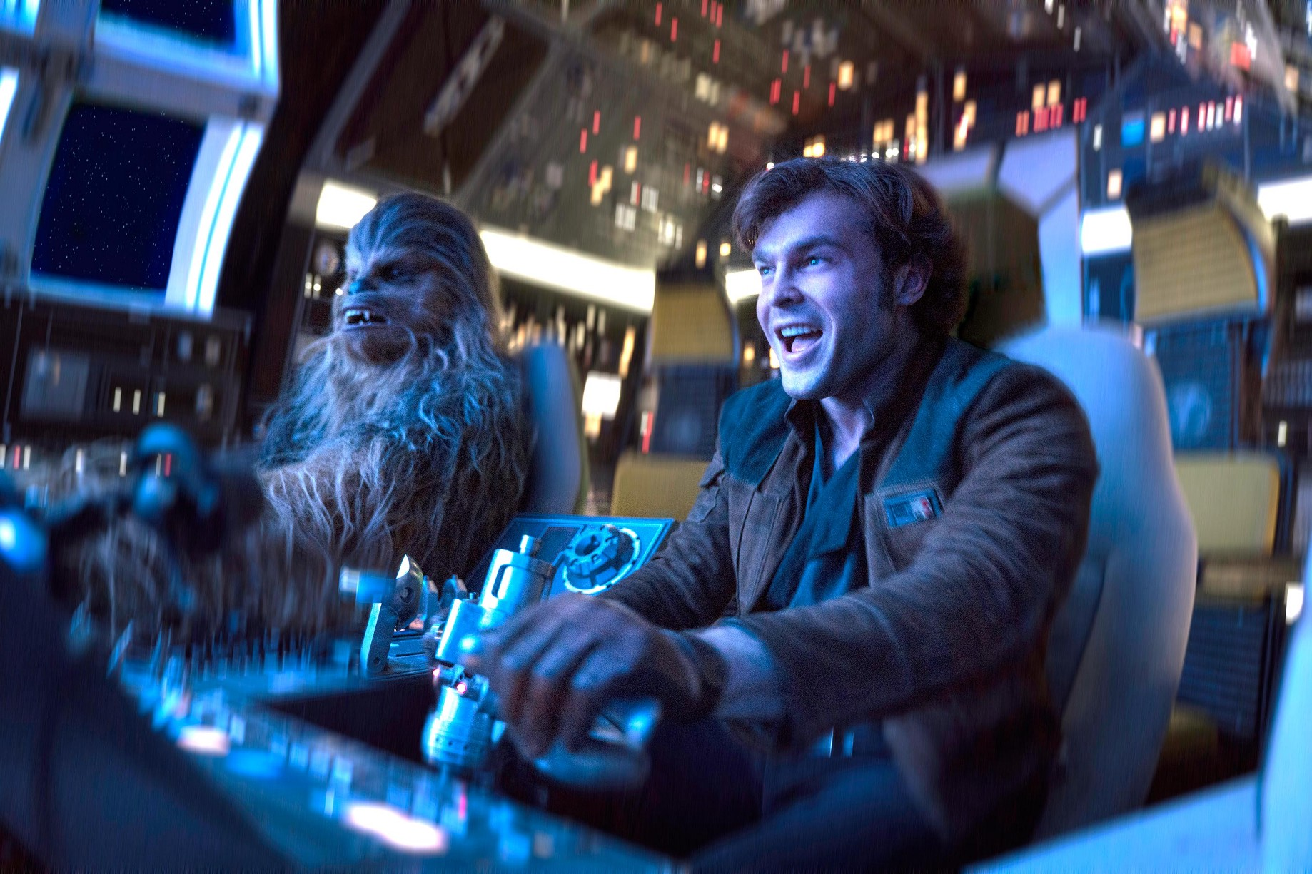 I Have A Good Feeling About This A Solo A Star Wars Story Review