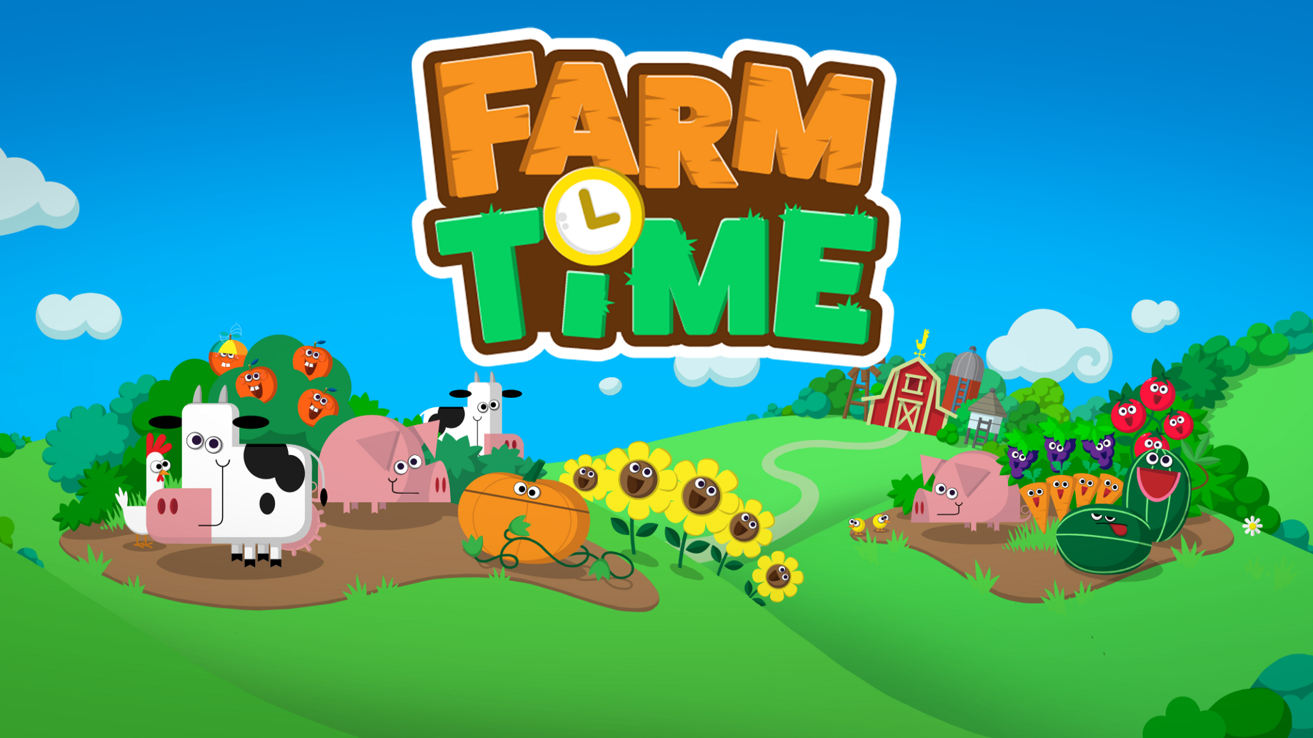 A Month on the Farm: Designing games for Apple Watch