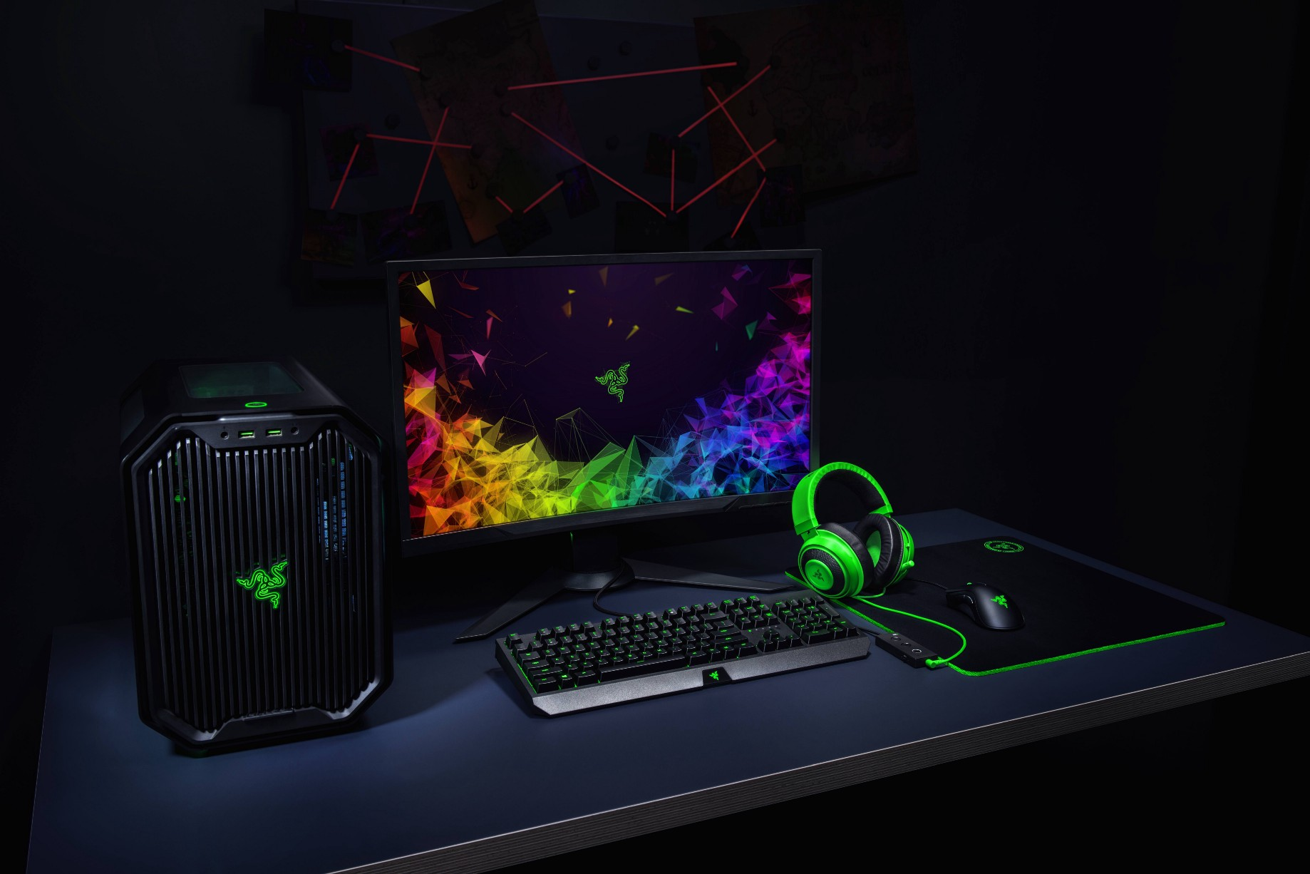 THX Teams Up With Razer To Bring THX Spatial Audio To PC Gamers