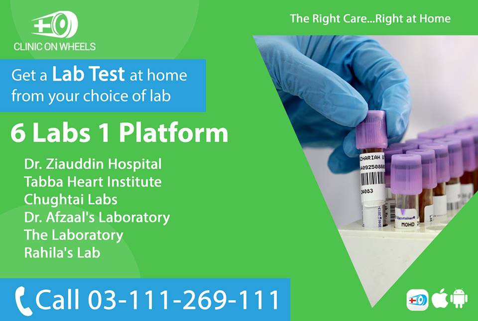 10 Most Common Important Types of Blood Test - Clinic on