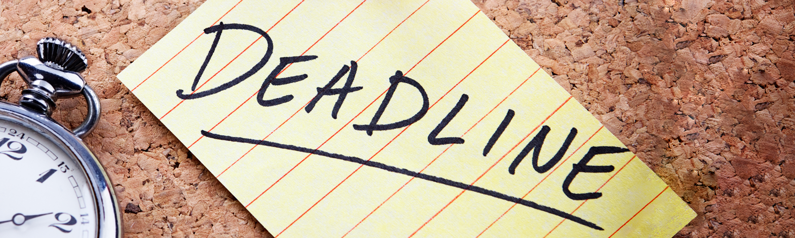 5 Effective Ways to Meet Your Deadlines